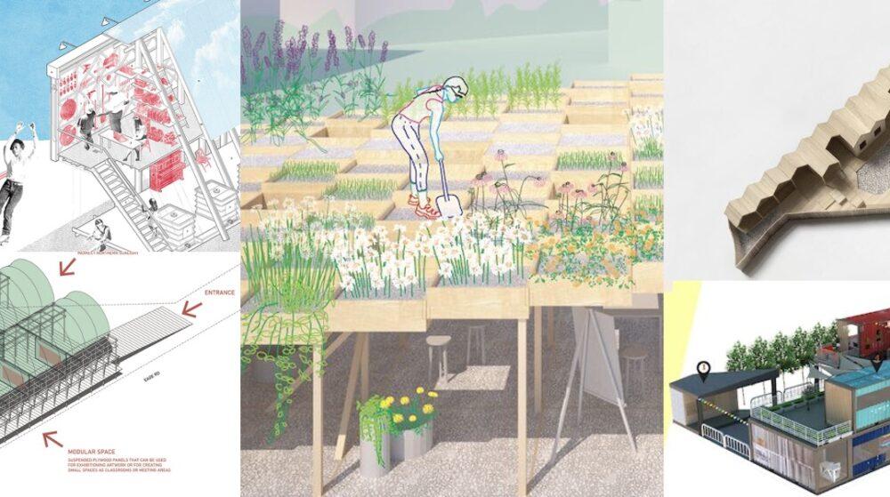 5 x designs Tottenham Pavilion Community Vote