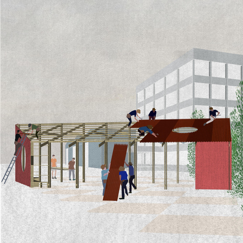 Tottenham Pavilion Winner